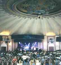 Avalon casino ballroom seating