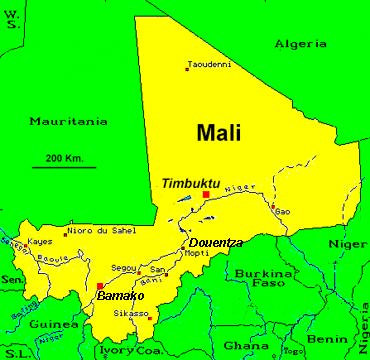 Galerry Timbuktu Mali Facts Location Information Map