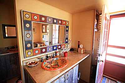 ... Arizona Our Talavera Tile Sink Dos Cabezas