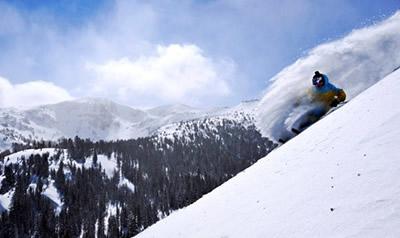 Kirkwood skiing for Kirkwood elevation