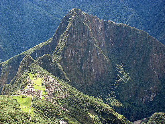 Image result for huayna picchu peru hike
