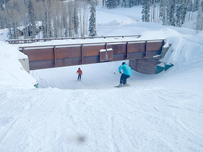 park city ski