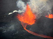 Bardarbunga eruption