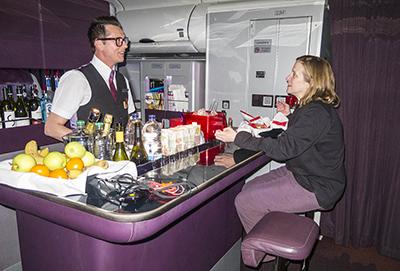 Can I Drink On A Virgin Flight