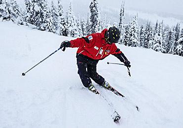 Ski Big White Masters