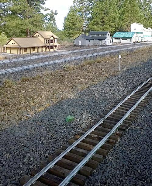 Train Mountain, Oregon